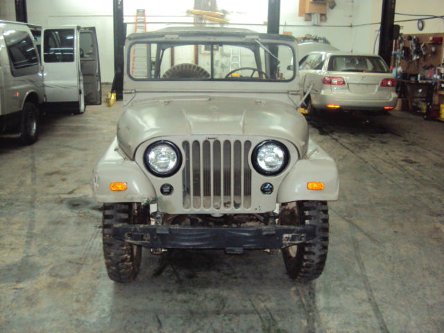 1955 Willys