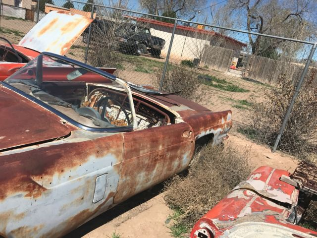 1955 1956 And 1957 Thunderbird Project Cars For Sale