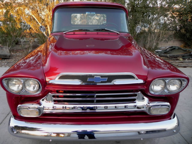 1955,1956,1957,1958,1959,Order Your Chevy Truck Built The