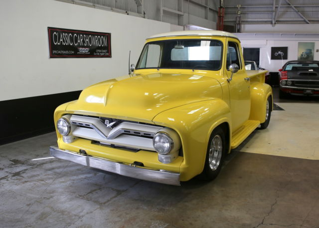1955 Ford F-100 1/2 Ton