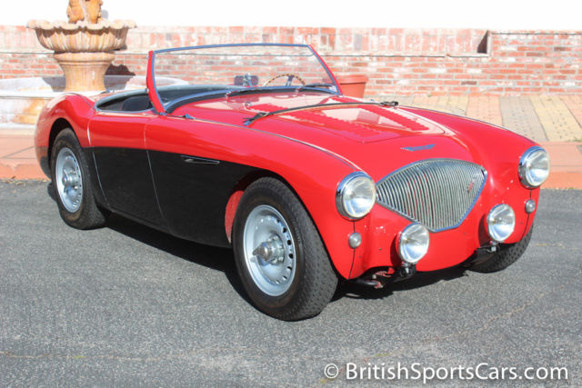 1956 Austin Healey Other
