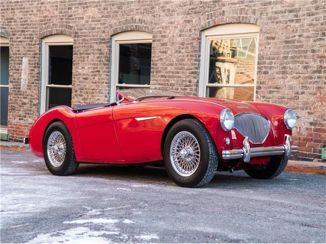 1956 Austin Healey 100M LeMans 1 of 640 Produced