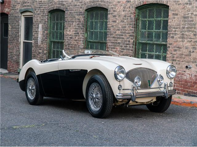 1956 Austin Healey Factory 100M LeMans 1 of 640 Produced