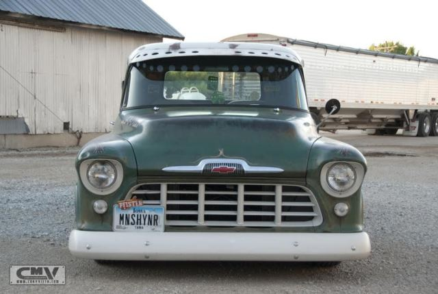 1956 Chevy Truck Bagged