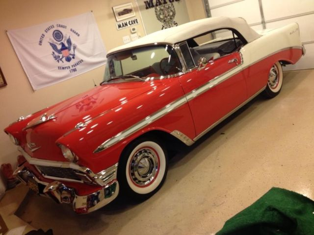 1956 Chevrolet Bel Air/150/210 2 door