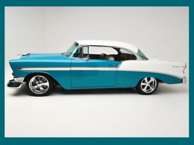 1956 Chevrolet Bel Air/150/210 Two Door Hardtop
