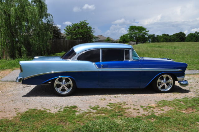 1956 Chevrolet Bel Air/150/210 BELAIR 2 DOOR HARD TOP