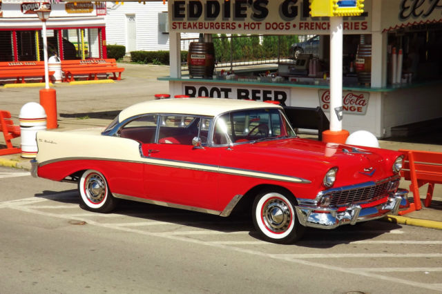 1956 Chevrolet Bel Air/150/210 BELAIR FULL TRIM