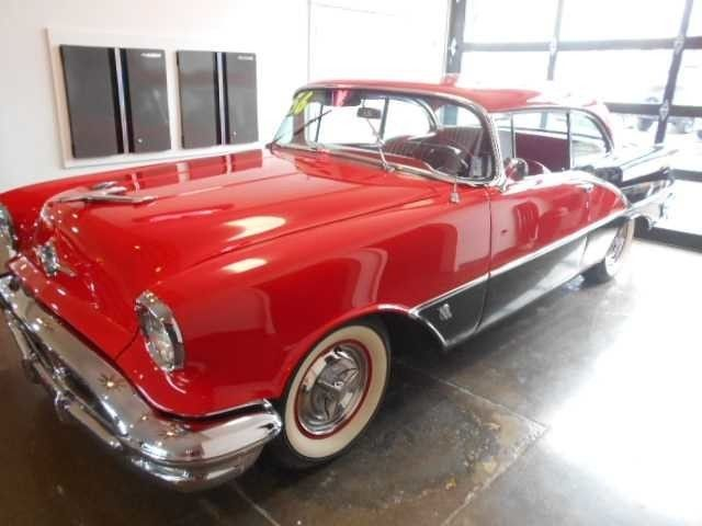1956 Oldsmobile Eighty-Eight -Oregon Showroom