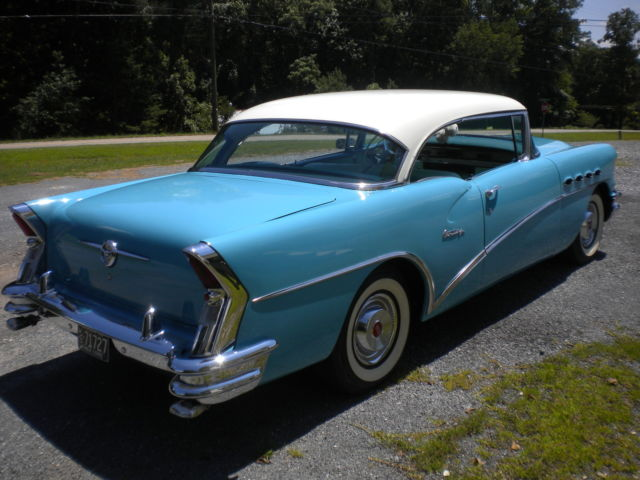 1956 buick century 2 door hardtop for sale photos