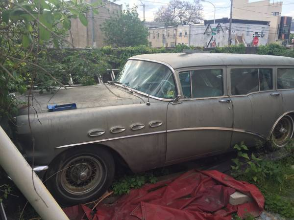 1956 Buick Century Model 69 Estate Wagon w/ all options
