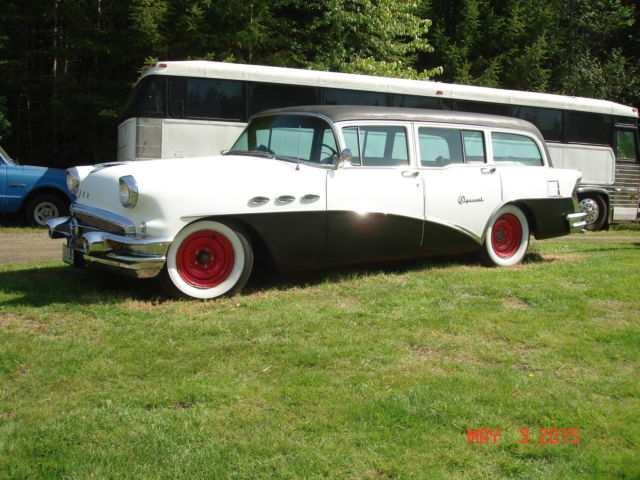 1956 Buick Special Special Wagon