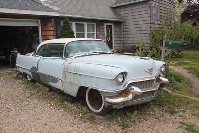 1956 Cadillac Coup De Ville for sale: photos, technical ...