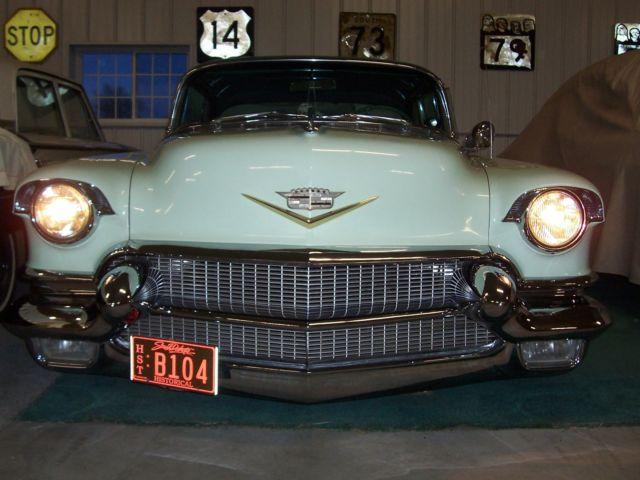 1956 Cadillac Coupe Deville for sale: photos, technical ...
