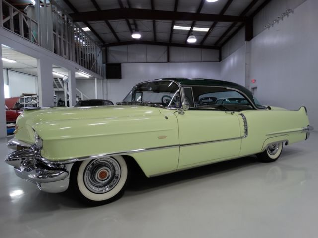 1956 Cadillac DeVille Series 62 FRAME-UP RESTORATION! STUNNING!