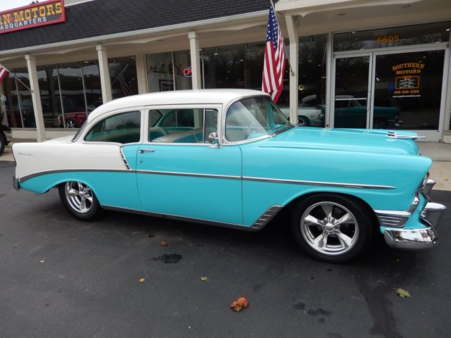 1956 Chevrolet Bel Air/150/210 Bench