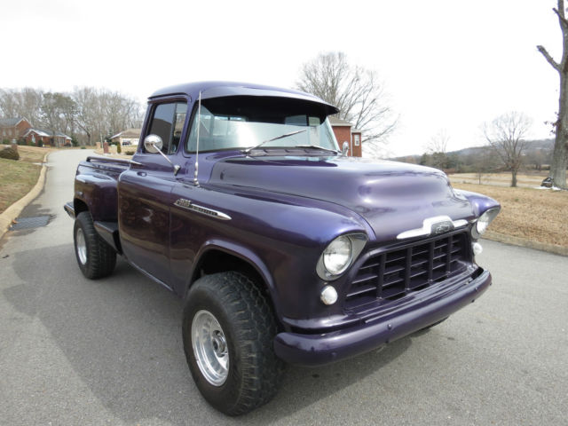 1956 chevrolet 4x4 pickup for sale photos technical specifications description. Black Bedroom Furniture Sets. Home Design Ideas