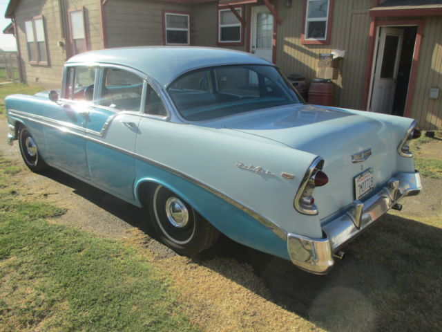 1956 chevrolet bel air 4 door sedan for sale photos for 1956 chevy belair 4 door for sale