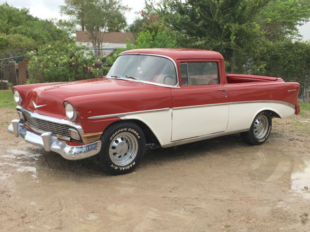 1956 Chevrolet Bel Air/150/210 BEL CAMINO