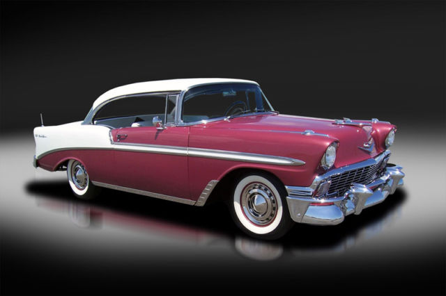 1956 Chevrolet Bel Air/150/210 Power Pack 3-spd. Matching #'s. Must Read and See!