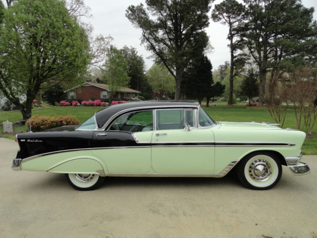 1956 chevrolet belair 4 door hardtop for sale photos for 1956 chevy 4 door