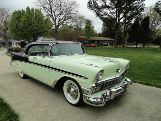 1956 chevrolet belair 4 door hardtop for sale photos for 1956 chevy belair 4 door for sale