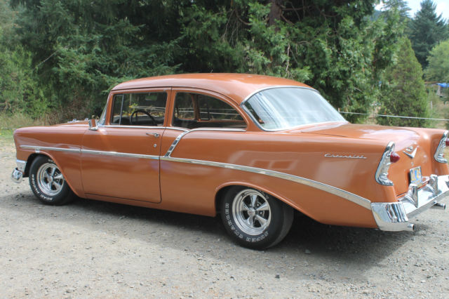 1956 chevrolet belair 150 210 2 door sedan for sale for 1956 chevy belair 4 door for sale