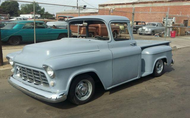 1956 Chevrolet Chevy Truck 3100 Big Window Patina