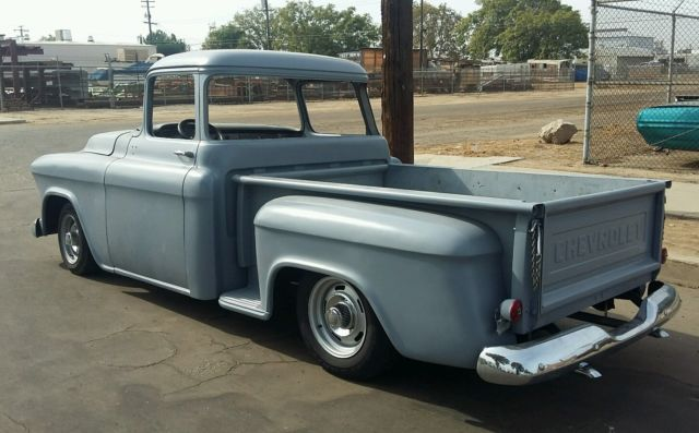 1956 chevrolet chevy truck 3100 big window patina for 1957 chevy big window truck for sale