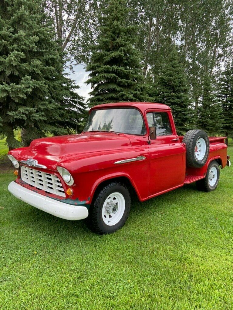 1956 Chevrolet Other Pickups CLEAN TITLE/ V8 / 4 SPEED MANUAL / 62K MILES