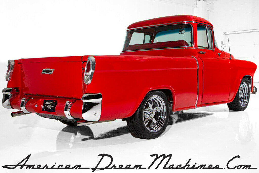 1956 Chevrolet Pickup Cameo Big Window 350, AC