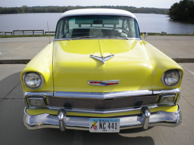 1956 Chevrolet Bel Air/150/210 Two-Ten Delray Club Coupe