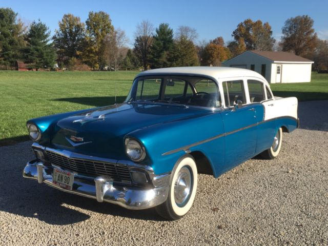 1956 Chevrolet Bel Air/150/210 Base