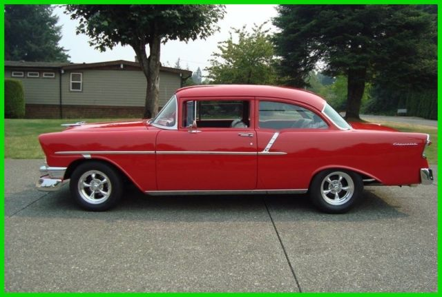 1956 Chevrolet Bel Air/150/210 2-Door Sedan - Location BC Canada V9W 0A2