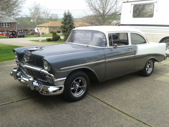 1956 chevy 210 2 door sedan 1 1 2 yr resto for sale for 1956 chevy 210 2 door sedan