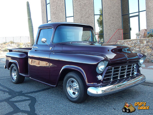 1956 Chevrolet Other Pickups 3100 1/2 Ton Big Window Step-Side