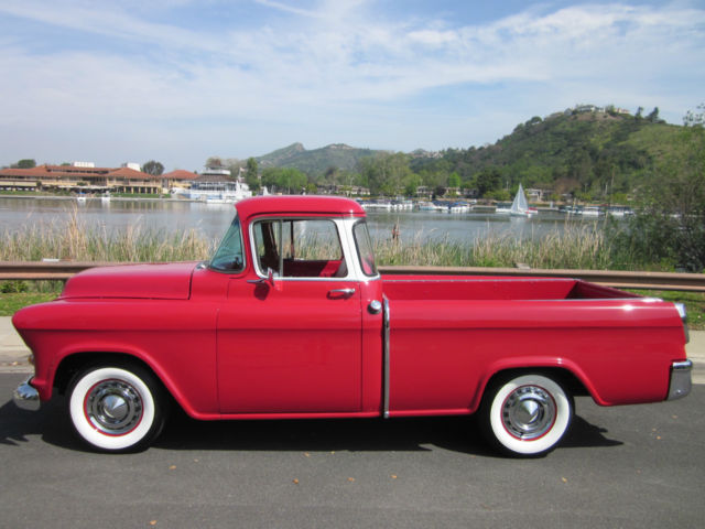 1956 Chevrolet Other Pickups Cameo
