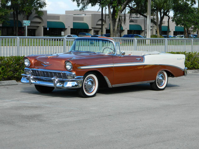 1956 Chevrolet Bel Air/150/210 BEL AIR