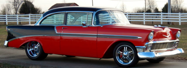 1956 Chevrolet Bel Air/150/210 belair