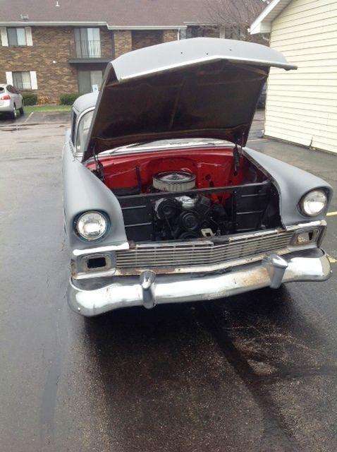 Used Cars Kenosha >> 1956 chevy project car for sale: photos, technical ...
