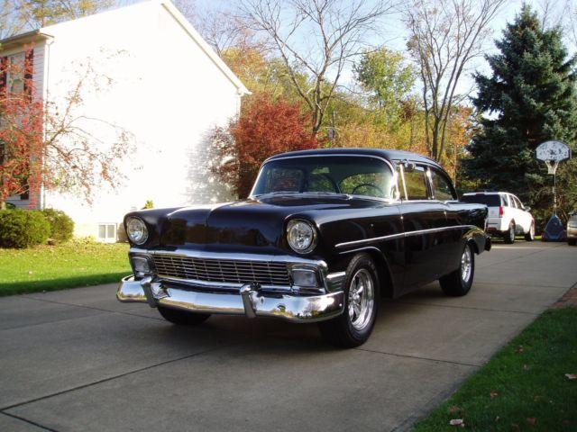 1956 Chevrolet Bel Air/150/210 210-post