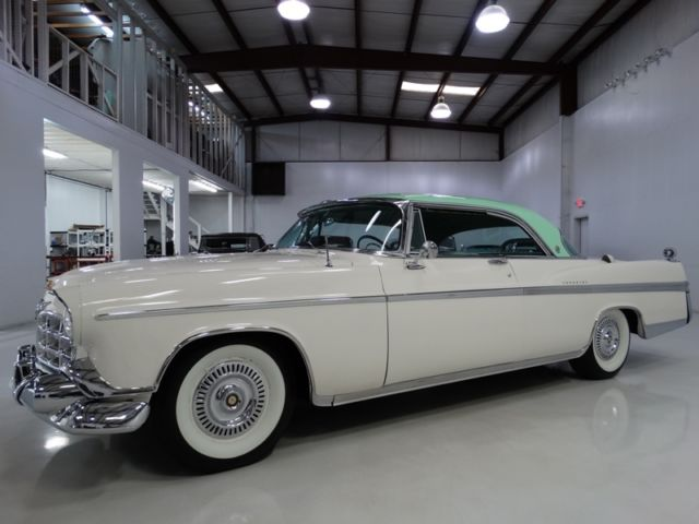 1956 Chrysler Imperial ORIGINAL CALIFORNIA CAR SINCE NEW! RESTORED!