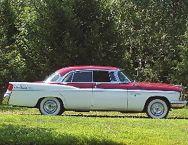 1956 Chrysler New Yorker NewYorker , Newport