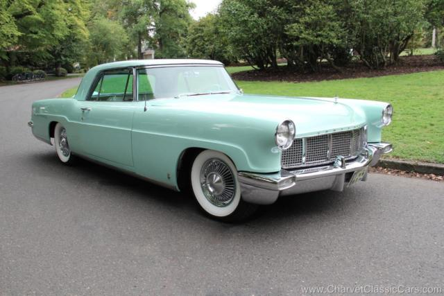 1956 Lincoln Continental Mark II. SPECTACULAR! See VIDEO.