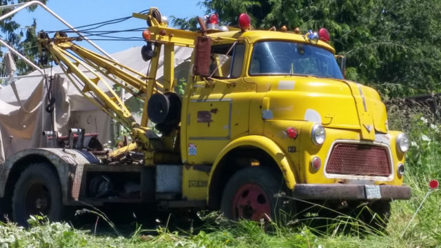 1956 dodge cab over tow truck for sale photos technical specifications description. Black Bedroom Furniture Sets. Home Design Ideas