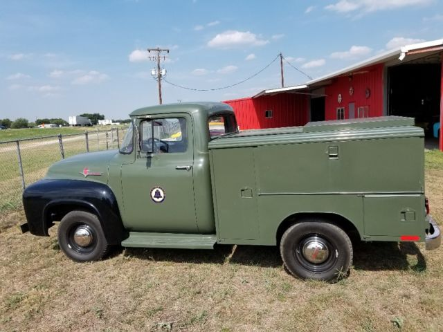 1956 F100 Pacific Bell Telephone Utility Truck for sale ...