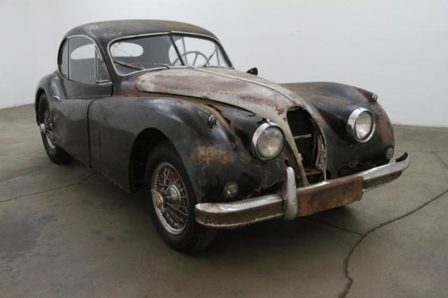 1956 Jaguar XK Fixed Head Coupe