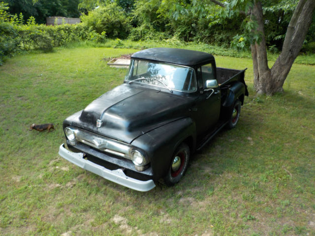 1956 Ford F-100 F-1 Custom Cab