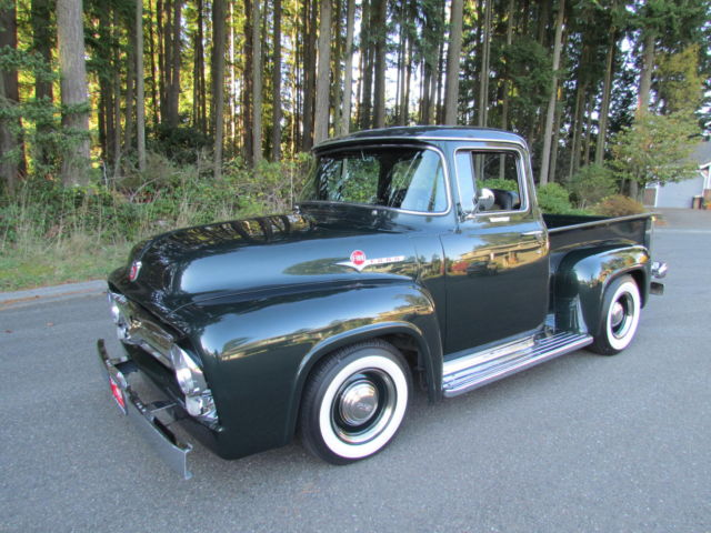 1956 Ford F-100 Show Truck