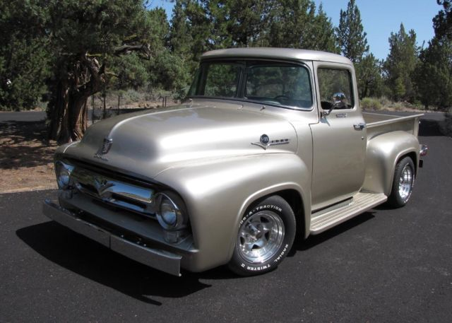 1956 ford f 100 big back window pickup for sale photos for 1956 ford big window